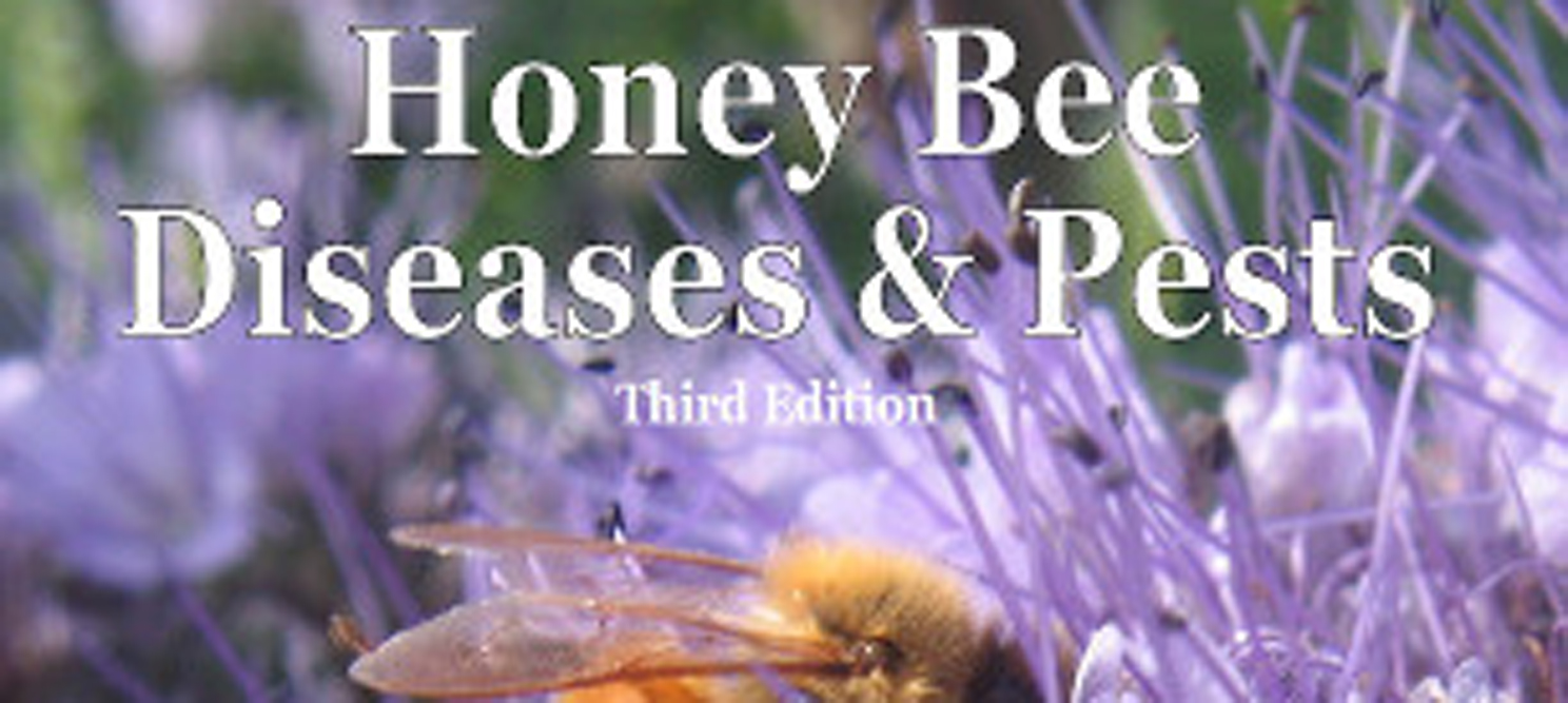 CAPA Honey Bee Diseases and Pests - 3rd Edition